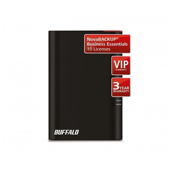 BUFFALO NAS TERASTATION 2X1TB HDD 1XGIGABIT RAID 0 1 3 ANNI GARANZIA ADVANCED REPLACEMENT DEI DISCHI