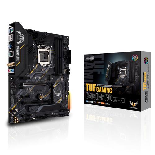 ASUS MB TUF GAMING B460-PRO (WI-FI) 1200 DDR4 HDMI