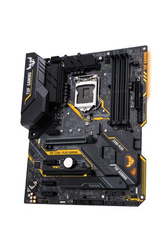 ASUS MB TUF Z390 PLUS GAMING DDR4 64GB 4P INTEL ATX