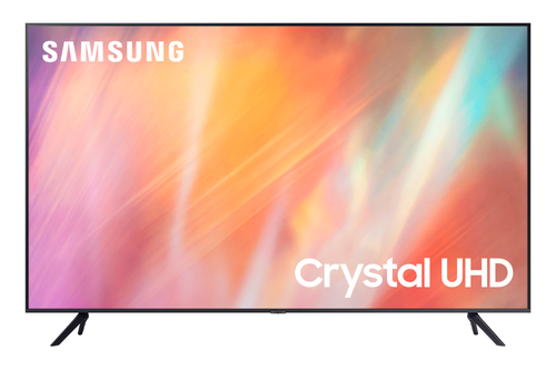 Samsung TV Crystal UHD 4K 50 UE50AU7170 Smart TV Wi-Fi Titan Gray 2021