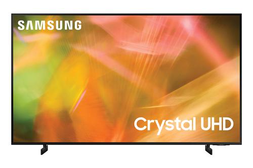 Samsung Series 8 TV Crystal UHD 4K 55 UE55AU8070 Smart TV Wi-Fi Black 2021