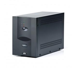 MACHPOWER UPS 1000VA/510WMETAL 1x12V/8Ah, 2xOUTPUT, 1xUSB, SOFTWARE