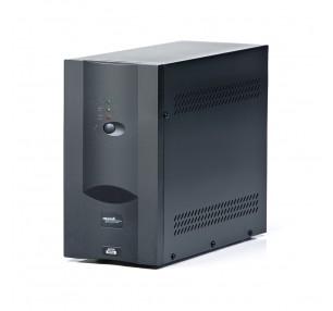 MACHPOWER UPS 1300VA/720WMETAL 2x12V/7Ah, 2xOUTPUT, 1xUSB, SOFTWARE