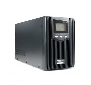 MACHPOWER UPS 3000VA/2400W SINUS. PURA 4x12V/9Ah 3IEC LCD USB/RJ11