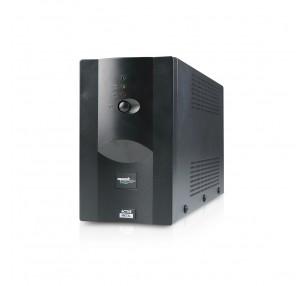 MACHPOWER UPS 800VA/390W METAL 1x12V/7Ah, 2xOUTPUT, 1xUSB, SOFTWARE