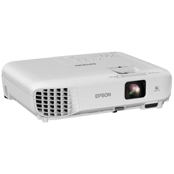 EPSON VIDEOPROIETTORE EB-S05 SVGA 800X600 4:3 3200AL INCLUSO TELECOMANDO