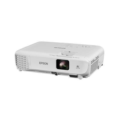 EPSON VIDEOPROIETTORE EB-W05 WXGA 1280X800 16:10 3300AL TELECOMANDO INCLUSO