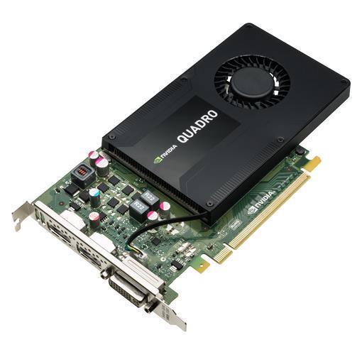 PNY VGA QUADRO K2200 KEPLER 640 CUDA CORES 4GB GDDR5 DP/DVI-I(DL)