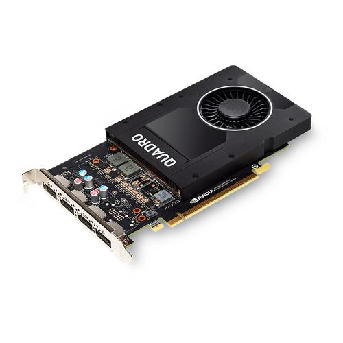 PNY VGA QUADRO P2000 PASCAL 1024 CUDA CORES 5GB GDDR5 DP 1.4