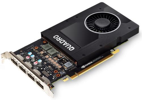PNY VGA QUADRO P2200 1280 CUDA 5GB DDR5 DP 1.4