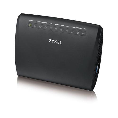 ZYXEL VMG3312 WIRELESS ROUTER ADSL/VDSL, FIREWALL INTEGRATO, 1 PORTA WAN GIGABIT, 4 PORTE LAN, WIRELESS N 300Mbps