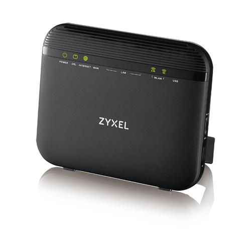 ZYXEL VMG3625 WIRELESS ROUTER ADSL/VDSL,  FIREWALL INTEGRATO, 1 PORTA WAN GIGABIT, 4 PORTE LAN GIGABIT, WIRELESS AC 1200Mbps