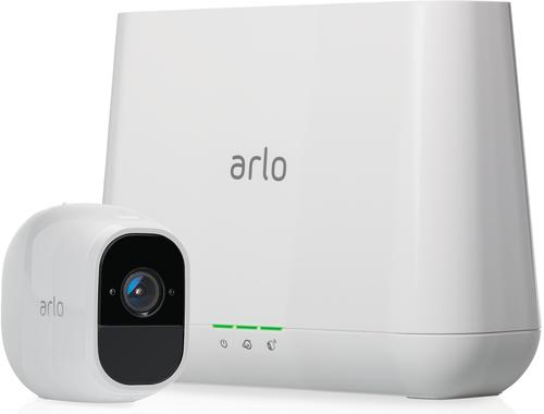 ARLO PRO 2 VMS4130P KIT BASE SISTEMA DI VIDEOSORVEGLIANZA WI-FI CON 1 TELECAMERA DI SORVEGLIANZA, AUDIO 2 VIE, BATTERIA RICARICABILE, FULL HD, VISIONE NOTTURNA, INTERNO/ESTERNO, VCR OPZ, ALEXA/GOOGLE HOME