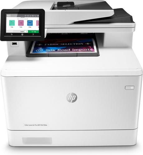 HP MULTIF. LASER JET PRO M479FDN COLORE A4 28PPM FRONTE/RETRO USB/ETHERNET