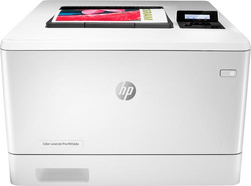HP STAMPANTE LASER JET PRO M454DN COLORE A4 28PPM FRONTE/RETRO USB/ETHERNET - 3 ANNI GAR. REGISTRANDO PRODOTTO
