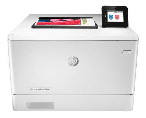 HP STAMPANTE LASER JET PRO M454DW COLORE A4 28PPM FRONTE/RETRO USB/ETHERNET/WIFI