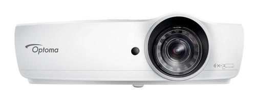 OPTOMA VIDEOPROIETTORE W460ST OTTICA CORTA W460ST - 4200L - 2XHDMI/RJ45/VGA/AUDIO IN/OUT/USB READER - 0,521 TR - 10W SPEAKER