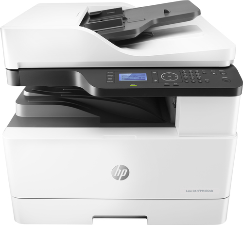 HP MULTIF. LASERJET M436NDA B/N A3 23PPM 1200x1200 DPI FRONTE/RETRO USB/ETHERNET STAMPANTE SCANNER COPIATRICE
