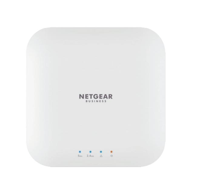 NETGEAR ACCESS POINT WAX214 Wi-Fi 6 AX1800, POE