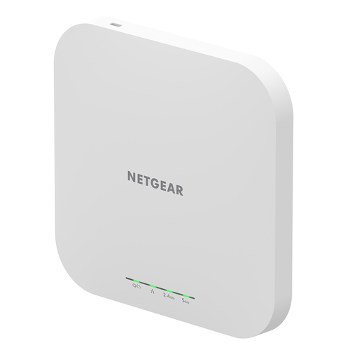 NETGEAR ACCESS POINT WI-FI 6 WAX610, 802.11AX, DUAL BAND, MIMO, 1XGIGABIT ETHERNET POE, WALL MOUNT
