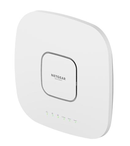 NETGEAR ACCESS POINT WAX630 WI-FI 6 TRI-BAND 4X4, MIMO, 2X GIGABIT LAN POE