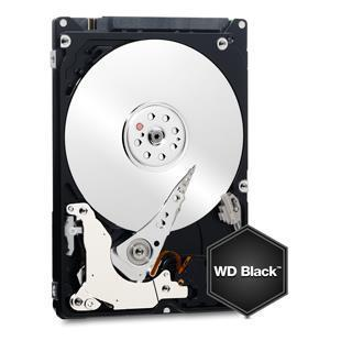 WESTERN DIGITAL HDD BLACK 1TB 3,5 7200RPM SATA 6GB/S 64MB CACHE