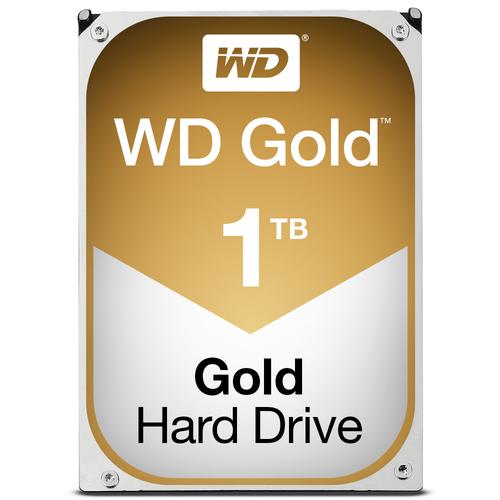 WESTERN DIGITAL HDD GOLD 1TB 3,5 7200RPM SATA 6GB/S 128MB