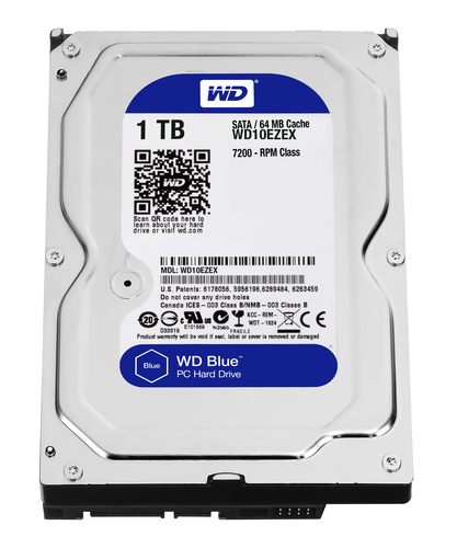 Western Digital Caviar Blue 1TB