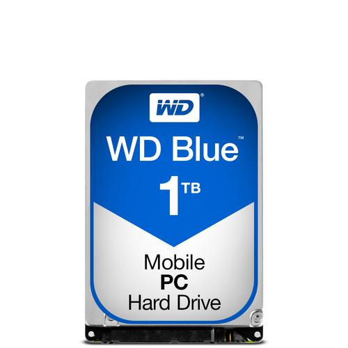 WESTERN DIGITAL HDD BLUE 1TB 2,5 REFURBISHED GARANZIA 1 ANNO
