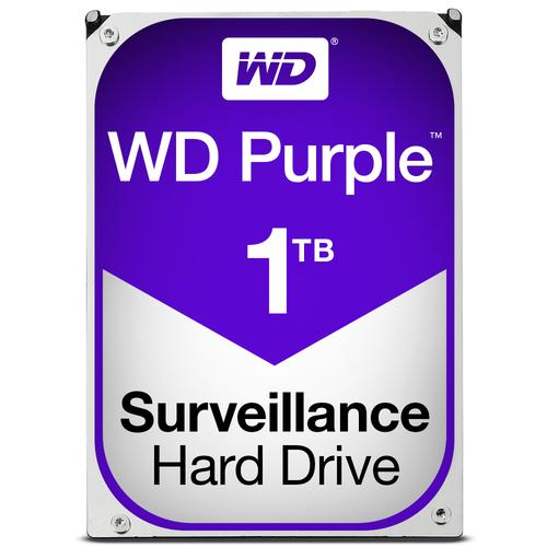 WESTERN DIGITAL HDD PURPLE 1TB 3,5 REFURBISHED GARANZIA 1 ANNO