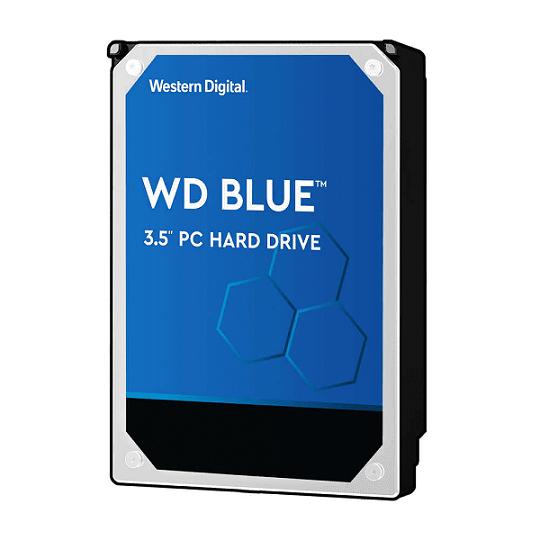 WESTERN DIGITAL HDD BLUE 2TB 3,5 5400RPM SATA 6GB/S 64MB CACHE