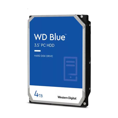 WESTERN DIGITAL HDD BLUE 4TB 3,5 5400RPM SATA 6GB/S 64MB CACHE