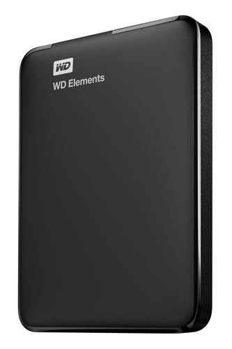 WESTERN DIGITAL HDD ELEMENTS PORTABLE 4TB USB3.0 2,5