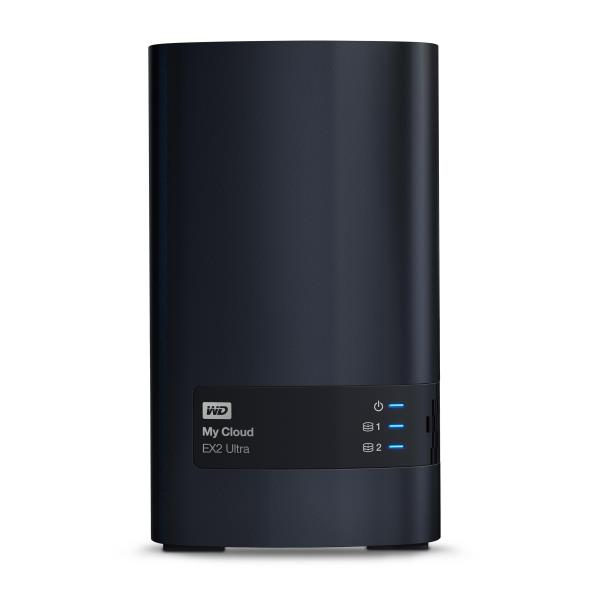 WESTERN DIGITAL MY CLOUD EX2 ULTRA 0TB