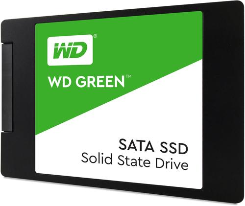 WESTERN DIGITAL SSD GREEN 120GB 2,5