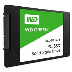 WESTERN DIGITAL SSD GREEN 240GB 2,5