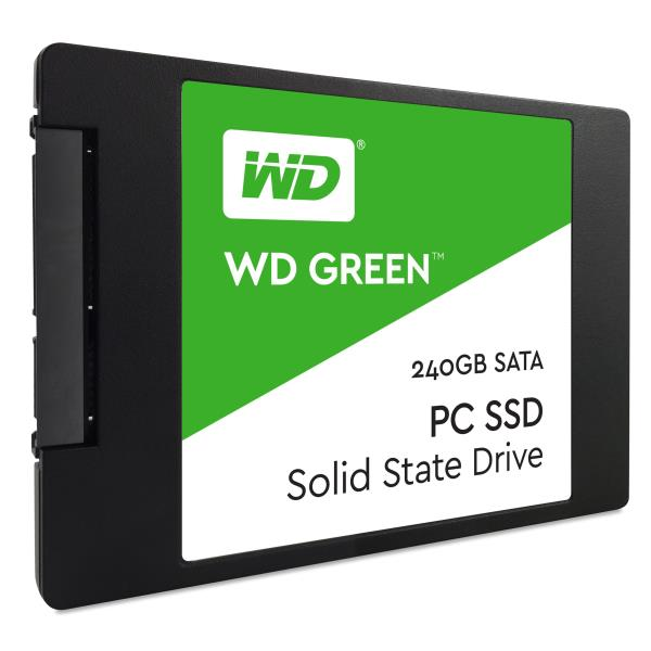 WESTERN DIGITAL SSD GREEN 240GB 2,5