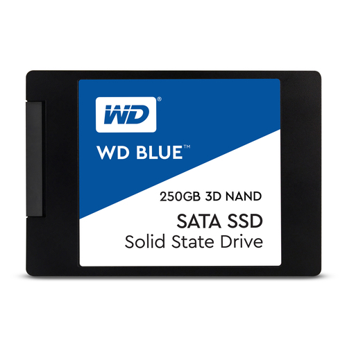 WESTERN DIGITAL SSD BLUE 250GB 2,5