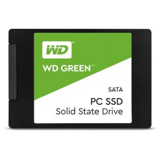 WESTERN DIGITAL SSD GREEN 480GB 2,5