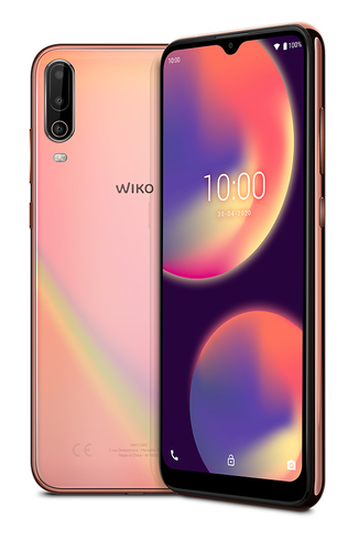 WIKO SMARTPHONE VIEW 4 ANDROID 10 3GB+64GB DUAL SIM BLUE