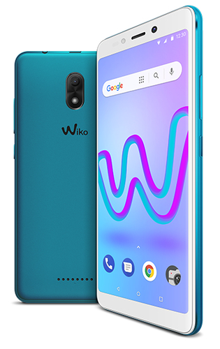 WIKO SMARTPHONE JERRY 3 DISPLAY IMMERSIVO 18:9, ACCESSIBILE E COMPATTO, MEMORIA INTERNA 16 GB, FOTOCAMERA 5+5MP COLORE BLEEN