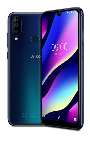 WIKO SMARTPHONE VIEW3 NIGHT BLUE ANTHRACITE
