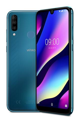 WIKO SMARTPHONE VIEW3 ELECTRO BLEEN