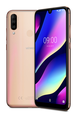 WIKO SMARTPHONE VIEW3 BLUSH GOLD