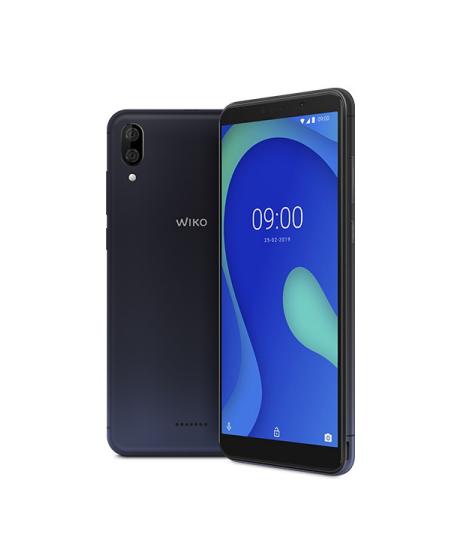 WIKO SMARTPHONE Y80 GRADIENT DARK BLUE ANTHRACITE
