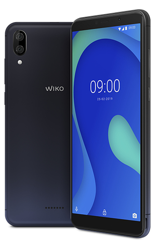 WIKO SMARTPHONE Y80 GRADIENT DARK BLUE ANTHRACITE