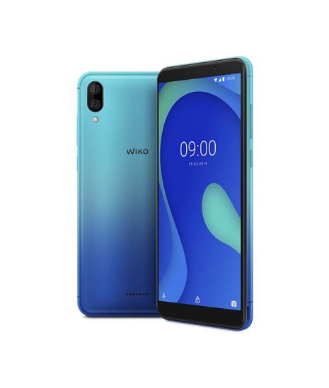 WIKO SMARTPHONE Y80 GRADIENT BLEEN