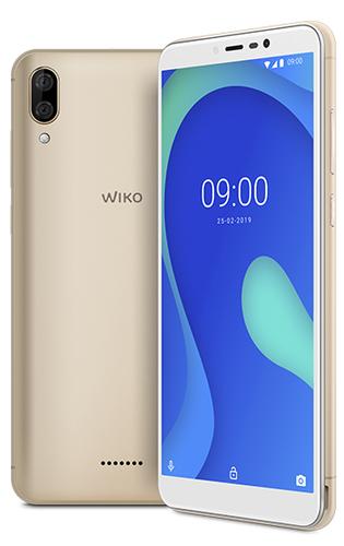WIKO SMARTPHONE Y80 GOLD