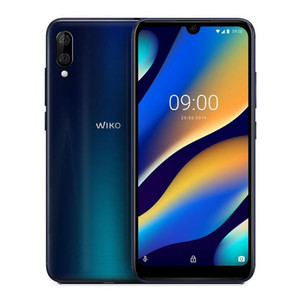 WIKO SMARTPHONE VIEW3 LITE NIGHT BLUE ANTHRACITE