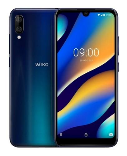 WIKO SMARTPHONE VIEW3 LITE NIGHT BLUE ANTHRACITE